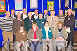 Kerry Credit union members who attended the Irish League of Credit Unions annual conference in the INEC Killarney on Sunday front row l-r: Mary Donoghue Kenmare Sharon Hickey Dingle, Michelle Carey milltown, Liz Higgins Dingle. Back row: John Brown Killorglin, Tom McDonnell Kenmare, Jerry Long Rathmore, Pat O'Shea Kenmare, Jerry Morley Kenmare, Con Riordan Kenmare, John Dineen Killarney, Joe Costello Ballybunion, Neily Mahony Rathmore, Gabriel Gallagher Milltown and Michael Murphy Killorglin.