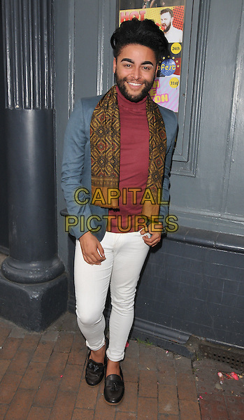 LONDON, ENGLAND - JULY 23: Mark Byron attends the RUComingOut.com summer party, Royal Vauxhall Tavern, Kennington Lane, on Thursday July 23, 2015 in London, England, UK.     <br /> CAP/CAN<br /> &copy;CAN/Capital Pictures