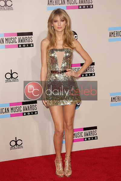 Taylor Swift<br /> at The 2013 American Music Awards - Arrivals , Nokia Theater, Los Angeles, CA 11-24-13<br /> David Edwards/Dailyceleb.com 818-249-4998