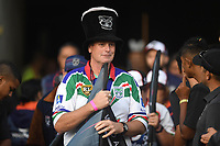 Proud Warrior Fan.<br />