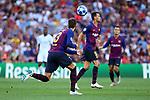 UEFA Champions League 2018/2019 - Matchday 1.<br /> FC Barcelona vs PSV Eindhoven: 4-0.<br /> Gerard Pique.