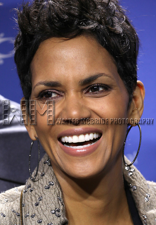 Halle Berry attending the The 2012 Toronto International Film Festival.Photo Call for 'Cloud Atlas' at the TIFF Bell Lightbox in Toronto on 9/9/2012