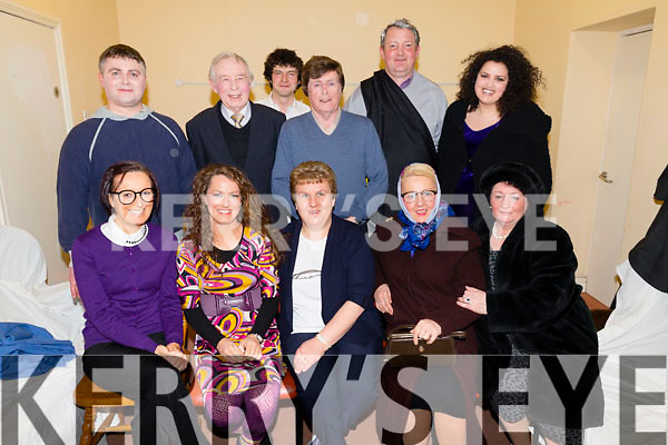 The Cast of the Play 'Family Fever' which were performing at the Glorach Theatre Abbeyfeale on Friday and Saturday night.