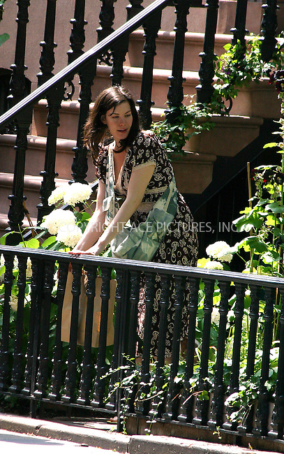 Liv Tyler spotted out and about in West Village. New York, June 18, 2004.  Please byline: BRIAN FLANNERY/ACE Pictures.   ..  *** ***..All Celebrity Entertainment, Inc:  ..contact: Alecsey Boldeskul (646) 267-6913 ..Philip Vaughan (646) 769-0430..e-mail: info@nyphotopress.com