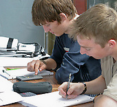 Aeronautics students, Further Education College.