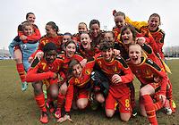 2013.04.03 U17 Belgium - Germany