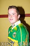 Joseph McElligott..............at  the Kilmoyley team press night ahead of the County Hurling Final