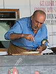 Gennaro Contaldo at The Big Feastival
