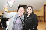 Celine Crosbie and Laurna Murphy at the Benefit Night for Jasmine Williams in the Thatch...(Photo credit should read Jenny Matthews www.newsfile.ie)....This Picture has been sent you under the condtions enclosed by:.Newsfile Ltd..The Studio,.Millmount Abbey,.Drogheda,.Co Meath..Ireland..Tel: +353(0)41-9871240.Fax: +353(0)41-9871260.GSM: +353(0)86-2500958.email: pictures@newsfile.ie.www.newsfile.ie.