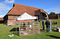 Cressing Temple Barns, Essex UK Sep 2019