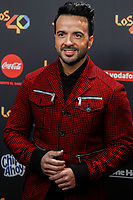 MADRID, SPAIN - NOVEMBER 10: Luis Fosi at the 40 Music Awards press room at WiZink Center on November 10, 2017 in Madrid, Spain.  ***NO SPAIN***<br /> CAP/MPI/RJO<br /> &copy;RJO/MPI/Capital Pictures