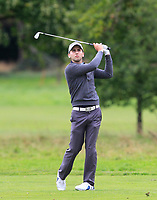 Nicolai Von Dellingshausen (GER) on the 10th fairway during Round 4 of the Bridgestone Challenge 2017 at the Luton Hoo Hotel Golf &amp; Spa, Luton, Bedfordshire, England. 10/09/2017<br /> Picture: Golffile | Thos Caffrey<br /> <br /> <br /> All photo usage must carry mandatory copyright credit     (&copy; Golffile | Thos Caffrey)