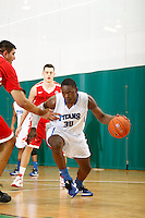 April 8, 2011 - Hampton, VA. USA; Julius Randle participates in the 2011 Elite Youth Basketball League at the Boo Williams Sports Complex. Photo/Andrew Shurtleff