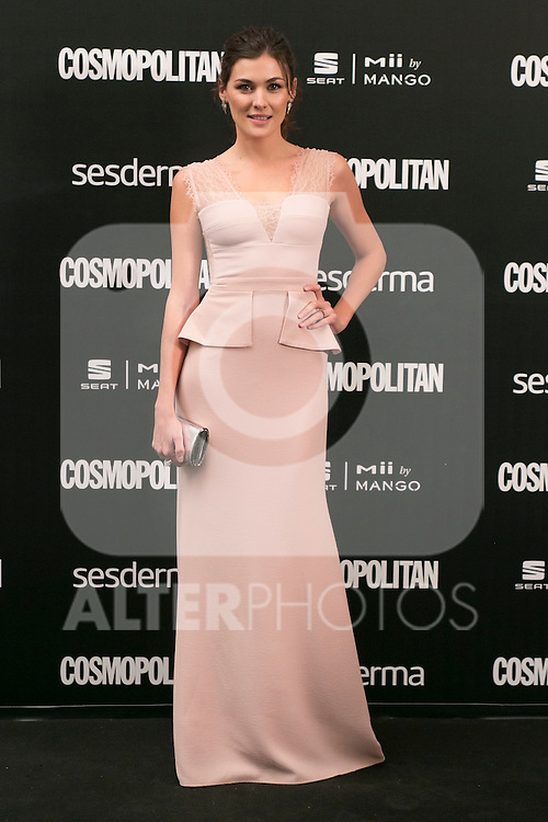 Marta Nieto  attend the photocall of the Cosmopolitan Fun Fearless Female 2014 Awards at the Ritz Hotel in Madrid, Spain. October 20, 2014. (ALTERPHOTOS/Carlos Dafonte)