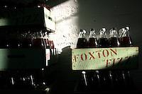 Foxton Fizz factory.