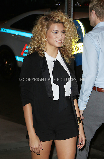 WWW.ACEPIXS.COM<br /> <br /> October 22 2015, New York City<br /> <br /> Tori Kelly arriving at the 2015 Fashion Group International's Night Of Stars at Cipriani Wall Street on October 22, 2015 in New York City.<br /> <br /> By Line: Zelig Shaul/ACE Pictures<br /> <br /> <br /> ACE Pictures, Inc.<br /> tel: 646 769 0430<br /> Email: info@acepixs.com<br /> www.acepixs.com