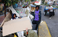 Homeless Survive on the Streets of Bogota During the Extended Quarantine due to COVID-19 Pandemic