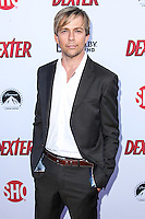 HOLLYWOOD, CA - JUNE 15: Sean Patrick Flanery arrives at the premiere screening of Showtime's 'Dexter' Season 8 at Milk Studios on June 15, 2013 in Hollywood, California. (Photo by Celebrity Monitor)