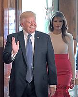 Donald Trump Hosts a Hispanic Heritage Month Event