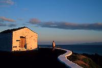 ilha de Sao Jorge, Açores, 2005