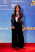 Carmen Corazzini attends to Super Lopez premiere at Capitol cinema in Madrid, Spain. November 21, 2018. (ALTERPHOTOS/A. Perez Meca) /NortePhoto NORTEPHOTOMEXICO