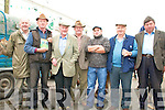 Sold: Pat lawler, Carrigkerry,Tom Harrington, Causway, Mick Foley, Carrigkerry, Bosco McMahon, Ballybunion,Alan Egan, Causway, PJ O'Connor, Ballylongford and John Lynch From Duagh enjoying the horse fair in Listowel on Thursday