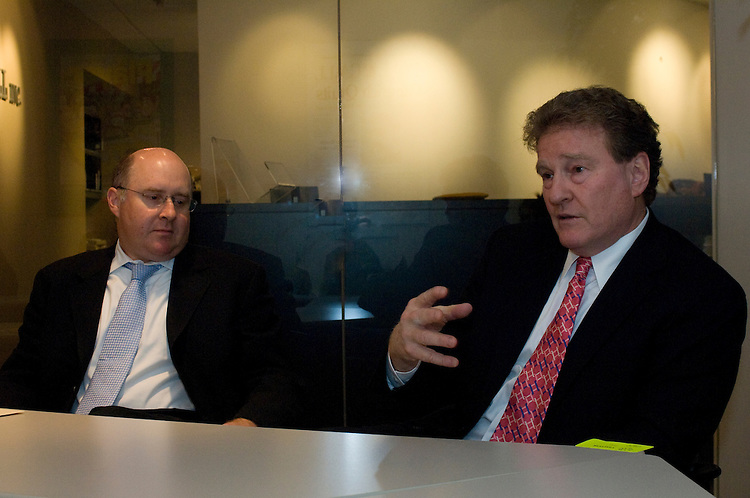 Al Mottur and Michael Levy of Brownstein, Hyatt, Farber and Schreck.