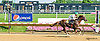 F Sixteen winning at Delaware Park on 7/14/15
