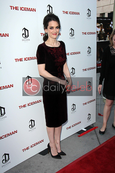 Winona Ryder<br />