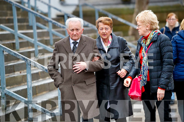 Danny O'Connor, Caherciveen, at Tralee Court on Tuesday.