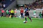 Takashi Usami (JPN),<br /> SEPTEMBER 1, 2016 - Football / Soccer :<br /> FIFA World Cup Russia 2018 Asian Qualifiers Final Round Group B match between Japan 1-2 United Arab Emirates at Saitama Stadium 2002 in Saitama, Japan. (Photo by Kenzaburo Matsuoka/AFLO)
