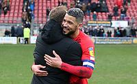 O's Jobi McAnuff at FT Leyton Orient vs Cambridge United, Sky Bet EFL League 2 Football at The Breyer Group Stadium on 7th March 2020