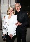 "Debra Monk and Victor Garber attends the Broadway Opening Night for the MTC  production of  ""The Height Of The Storm"" at Samuel J. Friedman Theatre on September 24, 2019 in New York City."