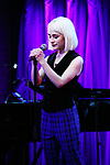Sophia Anne Caruso attends Broadway's 'Beetlejuice' - First Look Presentation at Subculture  on February 28, 2019 in New York City.