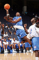 1/2G Andrew Steele (Birmingham, AL / John Carroll) shoots the ball during the NBA Top 100 Camp held Friday June 22, 2007 at the John Paul Jones arena in Charlottesville, Va. (Photo/Andrew Shurtleff)