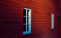 Red Barn Window at Annand / Rowlatt Farmstead Campbell Valley Park
