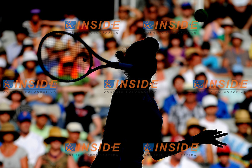 Julia Georges (ALL)  .Melbourne 20/1/2013.Tennis Open d'Australia.Foto Virginie Bouyer / Sportmag / Panoramic / Insidefoto.ITALY ONLY