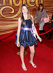 Jadin Gould at Disney Premiere of Tangled held at El Capitan Theatre in Hollywood, California on November 14,2010                                                                               © 2010 Hollywood Press Agency