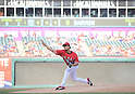 Yu Darvish (Rangers),<br /> JULY 9, 2014 - MLB :<br /> Yu Darvish of the Texas Rangers pitches during the Major League Baseball game against the Houston Astros at Globe Life Park in Arlington in Arlington, Texas, United States. (Photo by AFLO)
