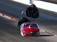 Feb 27, 2016; Chandler, AZ, USA; NHRA top sportsman driver Gary Forkner during qualifying for the Carquest Nationals at Wild Horse Pass Motorsports Park. Mandatory Credit: Mark J. Rebilas-