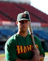 Ryan Keedy / Boise Hawks ..Photo by:  Bill Mitchell/Four Seam Images