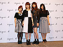 Negoto, Apr 7, 2016 : agnes b. fashion show a whole story in Tokyo, Japan on April 7. (Photo by Sho Tamura/AFLO)
