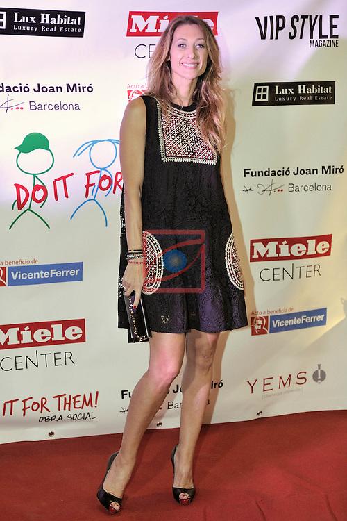 Gala Dia Mundial de la Infancia.<br /> Monica Pont.