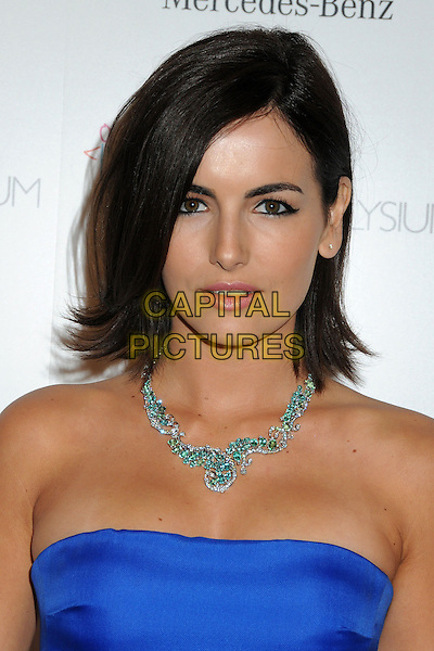 11 January 2014 - Los Angeles, California - Camilla Belle. 7th Annual Art of Elysium Heaven Gala held at the Skirball Cultural Center.  <br /> CAP/ADM/BP<br /> &copy;Byron Purvis/AdMedia/Capital Pictures