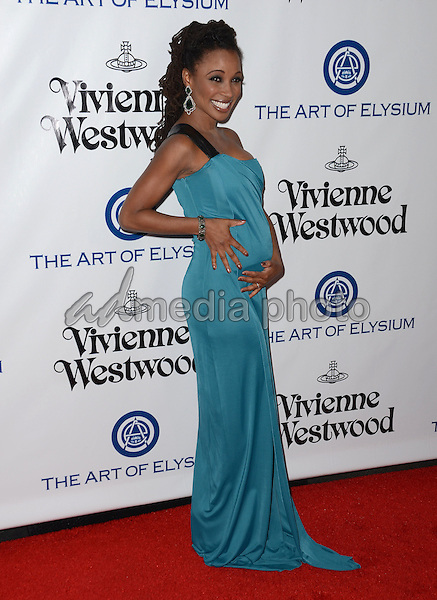 09 January  - Los Angeles, Ca - Shanola Hampton. Arrivals for The Art of Elysium's Presents Vivienne Westwood & Andreas Kronthaler's 2016 HEAVEN Gala held at 3Labs. Photo Credit: Birdie Thompson/AdMedia