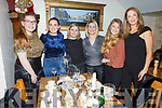 Enjoying Womens Christmas in Bella Bia on Saturday night.<br />  L to r: Sarah and Karen Redmond, Sarah Flaherty, Catherine and Kelly Tobin and Heather Hannafin.