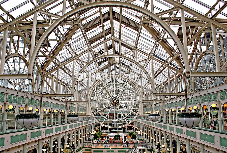 St Stephen's Green Shopping Centre.  Dublin. Irlanda. 2007. Foto de Marcio Nel Cimatti.