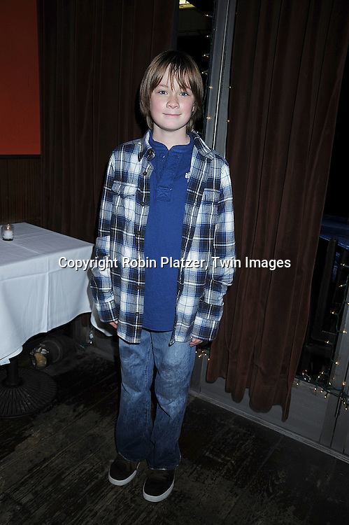 Austin Williams..at The One Life to Live Christmas party on December 11, 2008 at Prohibition in New York City. ....Robin Platzer, Twin Images