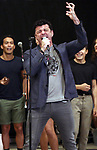 """Bradley Dean during Jim Steinman's """"Bat Out of Hell - The Musical"""" - Open Rehearsal at New York City Center on July 30, 2019 in New York City."""
