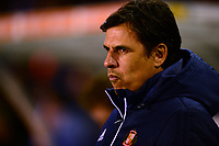 Chris Coleman of Sunderland during the Sky Bet Championship match between Birmingham City and Sunderland at St Andrews, Birmingham, England on 30 January 2018. Photo by Bradley Collyer / PRiME Media Images.